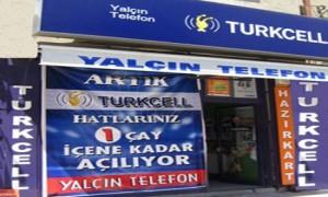 YALÇIN TELEFON'dan yeni bir TURKCELL hizmeti