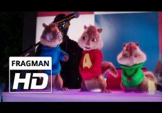 Alvin ve Sincaplar: Yol Macerası | Türkçe Dublajlı Fragman