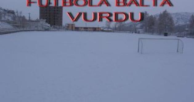 Özlenen kar bazı sorunlarıda beraberinde getirdi