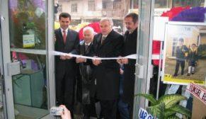 Vakıfbank İskilip Şubesi açıldı.