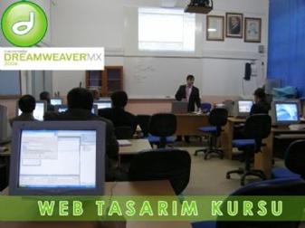 EĞİTİMCİLERE WEB TASARIM KURSU