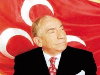Alpaslan Türkeş'in Ruhuna Mevlidi Şerif Okutuldu