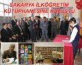 Sakarya İlköğretim Okulu 20 Bin YTL'lik  Kütüphane