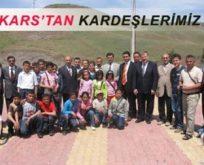 Atatürk Kız Yibo'ya Kardeş Okul Ziyareti