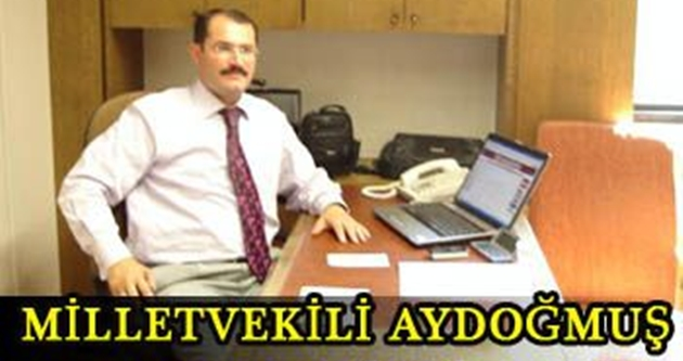 AKP Çorum Milletvekili Ahmet Aydoğmuş kaza geçirdi
