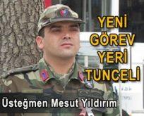 Jandarma Komutanı Mesut Yıldırım'ın tayini çıktı.